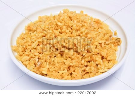 Fried Garlic