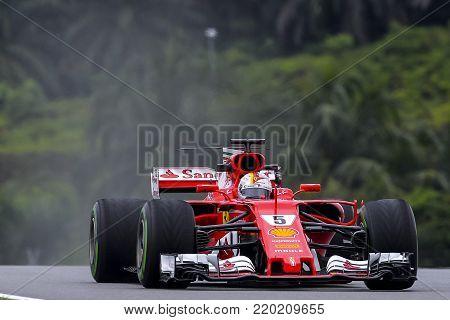Daniel Ricciardo Of The Red Bull Racing
