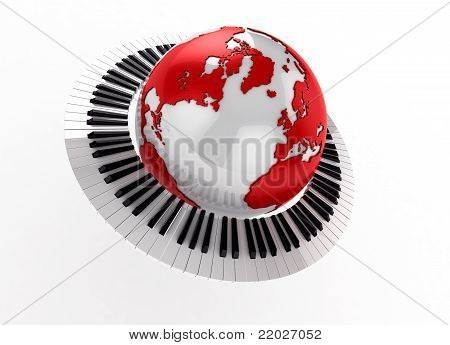 Music around the world