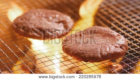 Barbecue Beef Burger