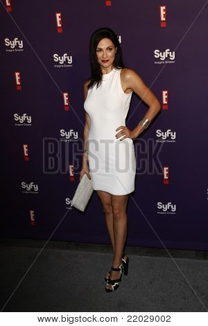 SAN DIEGO - JUL 23: Joanne Kelly at the SyFy/E! Comic-Con Party at Hotel Solamar in San Diego, California on July 23, 2011.