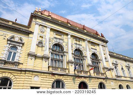 Oradea University
