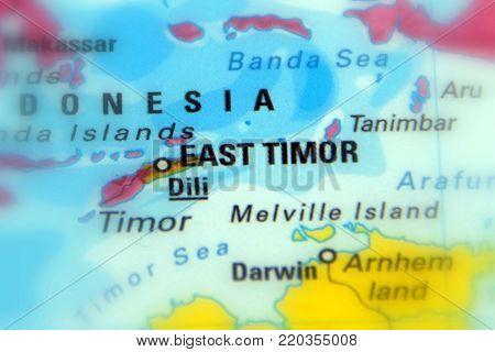 East Timor, or Timor-Leste, officially the Democratic Republic of Timor-Leste
