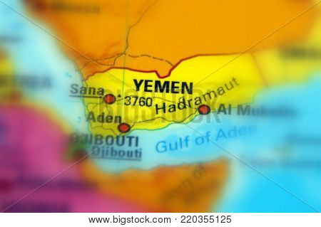 Yemen, officially known as the Republic of Yemen.