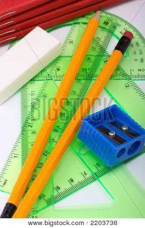 School Geometry Set