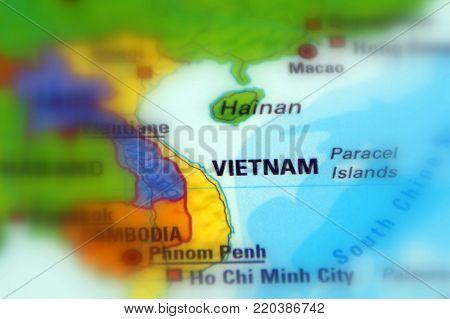 Vietnam, officially the Socialist Republic of Vietnam.