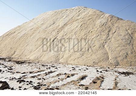 Pile Of Salt