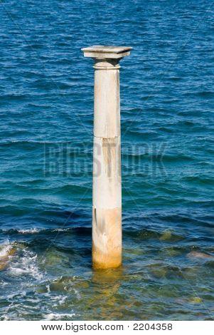 Old Column Tide Rises