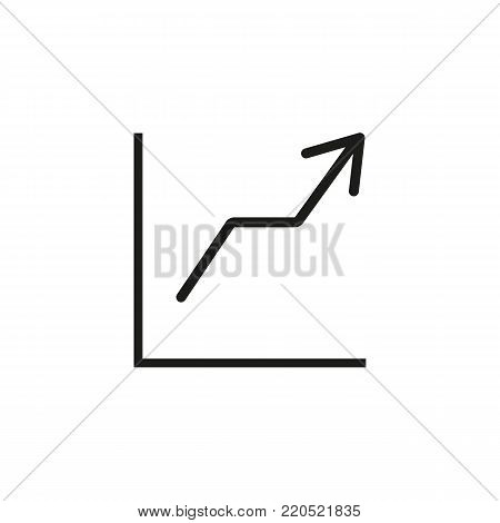 Line Icon Growth Vector Photo Free Trial Bigstock