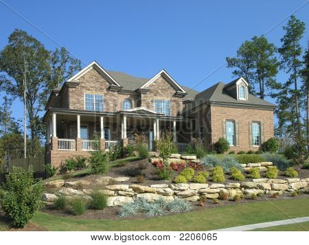 Luxury Home Exterior 07