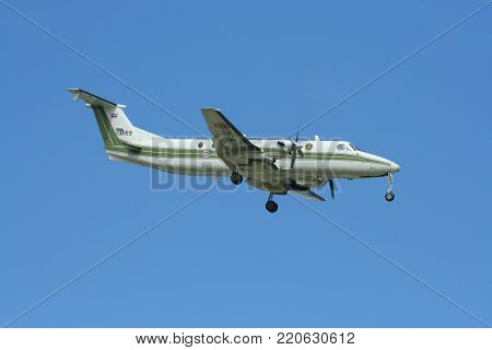 Beech 1900C-1 Of Royal Thai Army