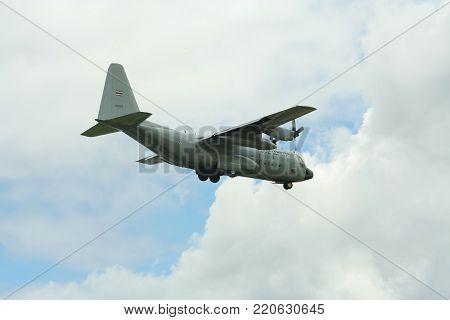 60101 C-130 Of Royal Thai Air Force.
