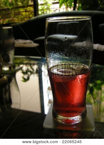 Red Chilled Drink One
