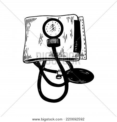 Blood Pressure Meter Images Illustrations Vectors Free