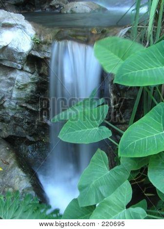 Silk Waterfall