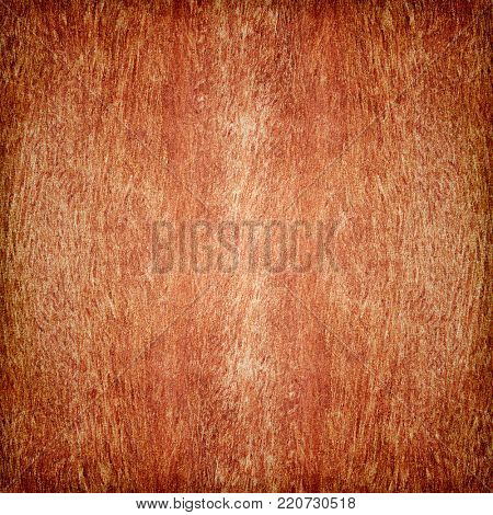 background of red wood texture