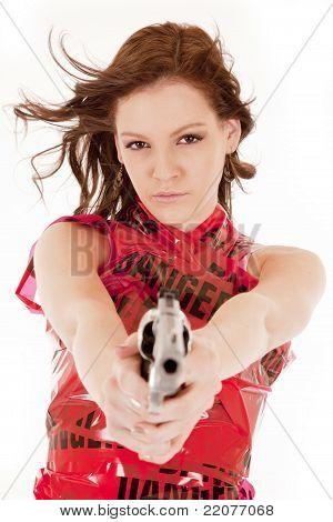Danger Dress Gun Serious