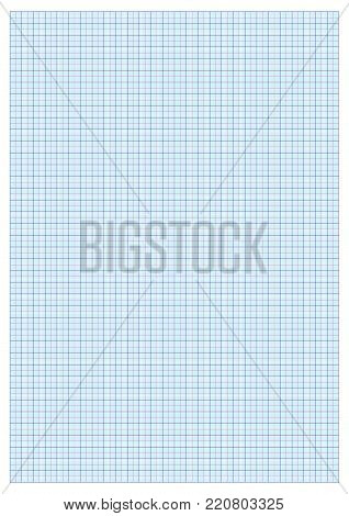 A3 GRAPH PAPER STANDARD FOR PRINTIMG WITH cm and 5 mm separators