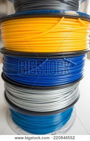 3d plastic filament for 3d printing