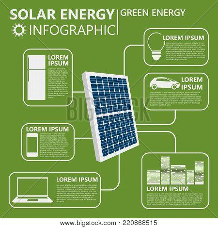 Renewable Energy  Vector & Photo (Free Trial) | Bigstock