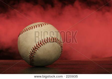 Baseball Fog