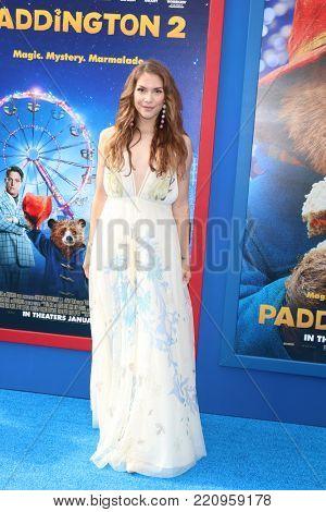 LOS ANGELES - JAN 6:  Allison Holker at the