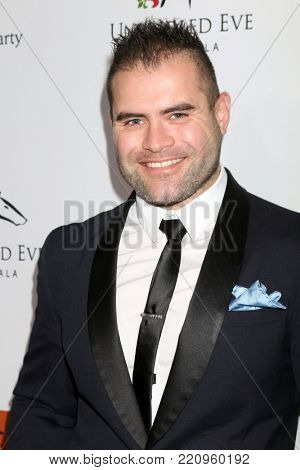 LOS ANGELES - JAN 5:  James M Sama at the Unbridled Eve Derby Prelude Party Los Angeles at the Avalon on January 5, 2018 in Los Angeles, CA