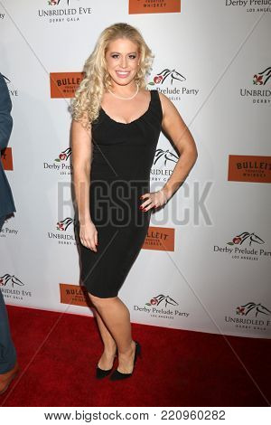 LOS ANGELES - JAN 5:  Whitney Bowers at the Unbridled Eve Derby Prelude Party Los Angeles at the Avalon on January 5, 2018 in Los Angeles, CA