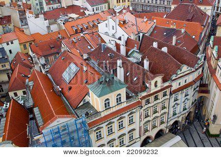 Inner City Of Prague