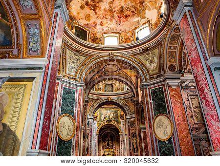 San Paolo Maggiore Church, Naples, Italy