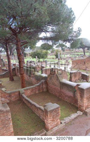Ostia Ruins