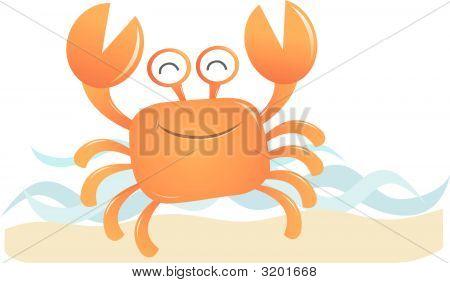 Smiling Crab