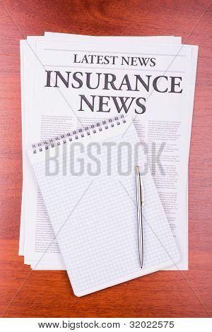 The Newspaper Insurance News