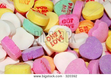 Valentines Candies