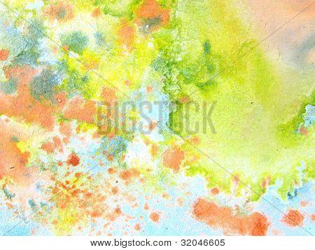 Pastel Watercolors 5