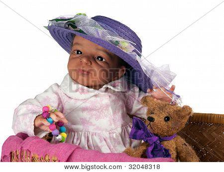 Cute Ethnic Baby