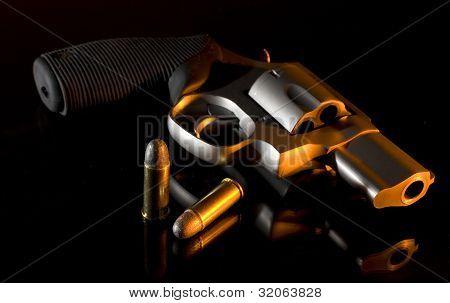 Bedside Revolver