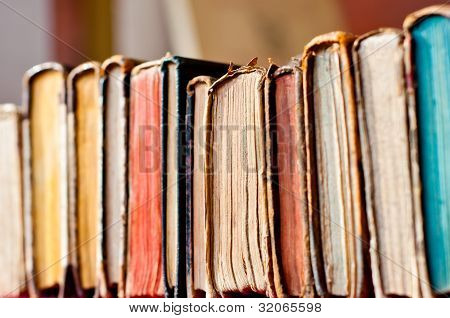 Old Books Row
