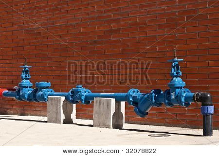 Fir Hydrants
