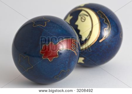 Boading Iron Balls