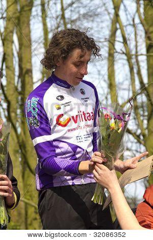 Alexander Picard Receiving His Prize