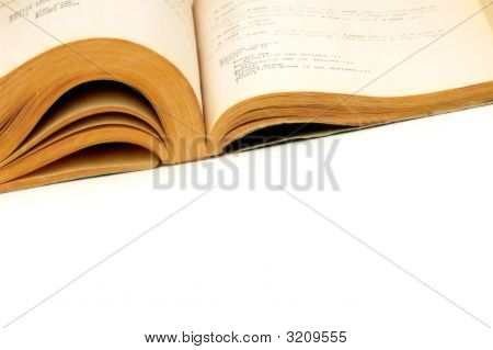 The Opened Book
