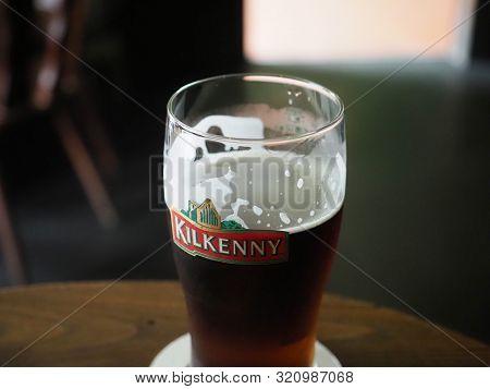 Dublin - Aug 2019: Kilkenny Pint