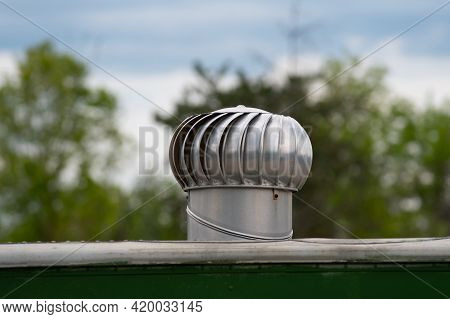 Roof Ventilation Air Metal Steel Vent System Cooler Gool Air