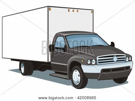 Commercial Truck - My own car design