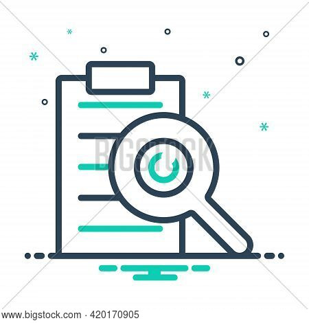 Mix Icon For See View  Look Sight Watch Vision  Dristi Peep
