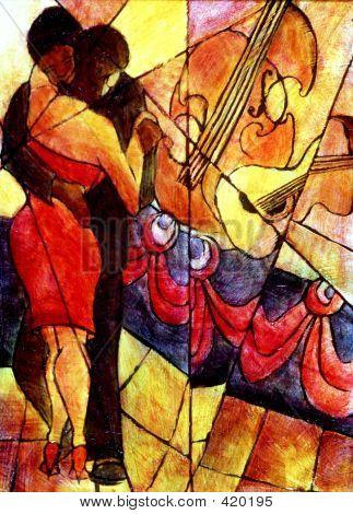 Jazz Cubism