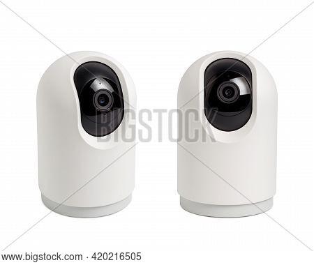 Security Wireless Camera, Video Indoor Ip Security Camera, Wall Mounted Bullet Camera, Cctv Security
