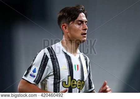 Torino, Italy. 09 May 2021. Paulo Dybala Of Juventus Fc  During The Serie A Match Between Juventus F