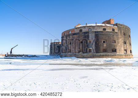 The Old Sea Fort